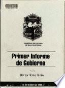 1. informe de gobierno
