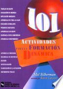 101 Actividades para la formación dinámica