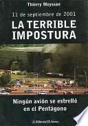 11 de Septiembre de 2001. La terrible impostura