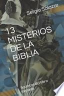 13 Misterios de la Biblia