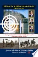 18 años de la guerra contra el terror (2001-2019)