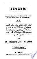 ... 1832, 1833, 1834, 1835 y 1836 ... y el Español