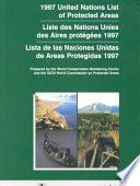 1997 United Nations List of Protected Areas