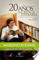 20 años de crítica literaria