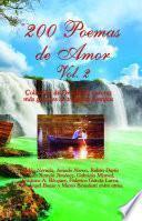 200 Poemas de Amor Vol. 2