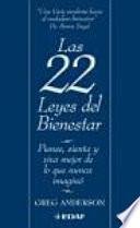 22 Leyes Del Bienestar
