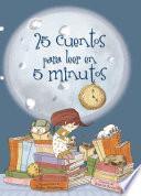 25 cuentos para leer en 5 minutos