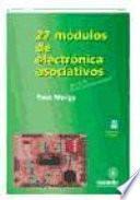 27 módulos de electrónica asociativos