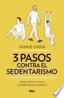 3 pasos contra el sedentarismo