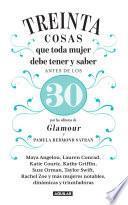 30 cosas que toda mujer debe tener y saber antes de los 30