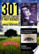 301 Chistes Cortos y Muy Buenos + Se me va + El Inspirador Mejorado