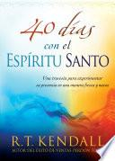 40 días con el Espíritu Santo