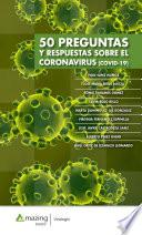 50 preguntas y respuestas sobre el Coronavirus (COVID-19)