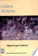 Achiras histórica