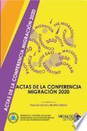 Actas de la Conferencia Migración 2020