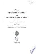 Actas de las Cortes de Castilla