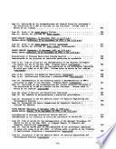 Actas de las sessiones plenarias y de comisión