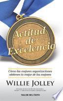 Actitud de excelencia