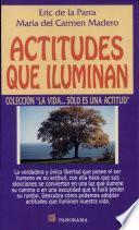 Actitudes que iluminan