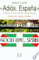 Adiós, España