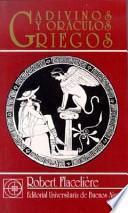 Adivinos y oráculos griegos