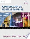 Administración de Pequeñas Empresas