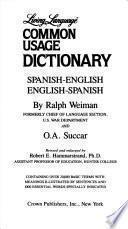 Advanced living Spanish (CA)