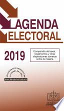 AGENDA ELECTORAL 2019