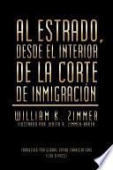 Al Estrado, Desde El Interior De La Corte De Inmigración