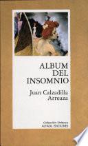 Album del insomnio