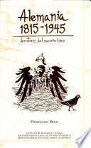 Alemania 1815 - 1945