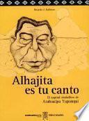 Alhajita es tu canto