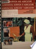 Alimentación, Nutrición Y Agricultura