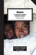 Amara. Un viaje tras las pisadas del pueblo rarámuri