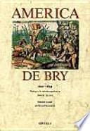 América, (1590-1634), Teodoro de Bry