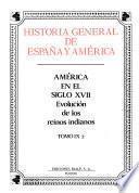 América en el siglo XVII