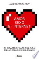 Amor sexo e-internet