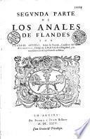Anales de Flandes... compuestos por Emanuel Sueyro...: fx-titre, pièces limin., 628 p., table