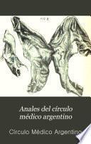 Anales del Círculo Médico Argentino