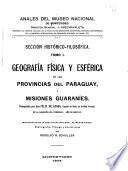 Anales del Museo nacional de Montevideo