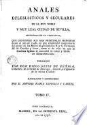 Anales eclesiasticos y seculares..., 4