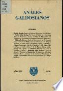 Anales Galdosianos