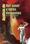 Análisis de Del amor y otros demonios