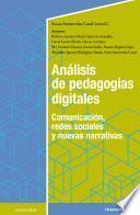 Análisis de pedagogías digitales
