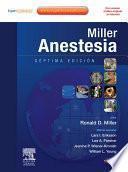 Anestesia