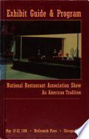 Annual National Restaurant Association Restaurant, Hotel-motel Show