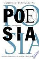 Antologa de la poesa latina / Anthology of Latin poetry