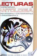 Antología de la poesía moderna y contemporánea en lengua española