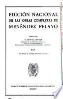 Antología de poetas líricos castellanos