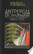 Antología del modernismo, 1884-1921